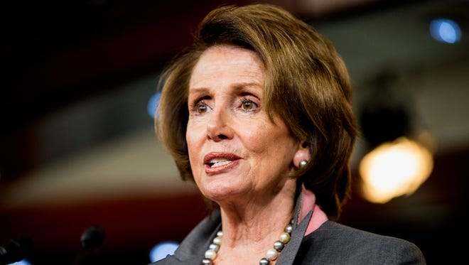 House Minority Leader Nancy Pelosi, D-Calif., is scheduled to speak to members of the Democracy Alliance donor  network this week.