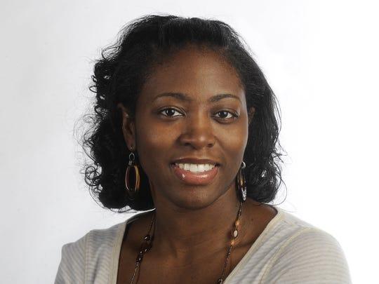 Jefferson Davis High School graduate Monica Gibbs now works in Atlanta.