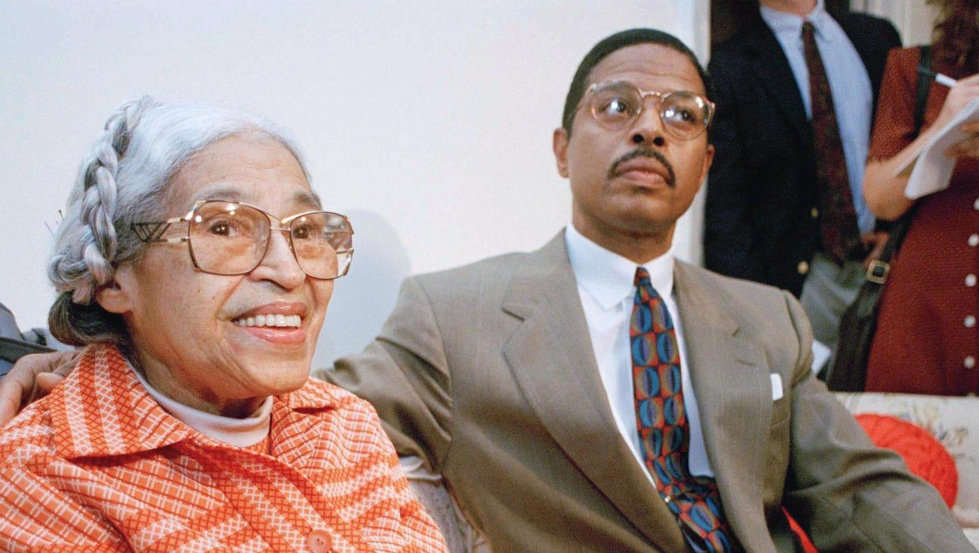 Rosa Parks lawyer dodges jail amid treasure hunt