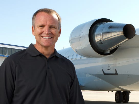 Chip Childs, the current president of SkyWest Inc.
