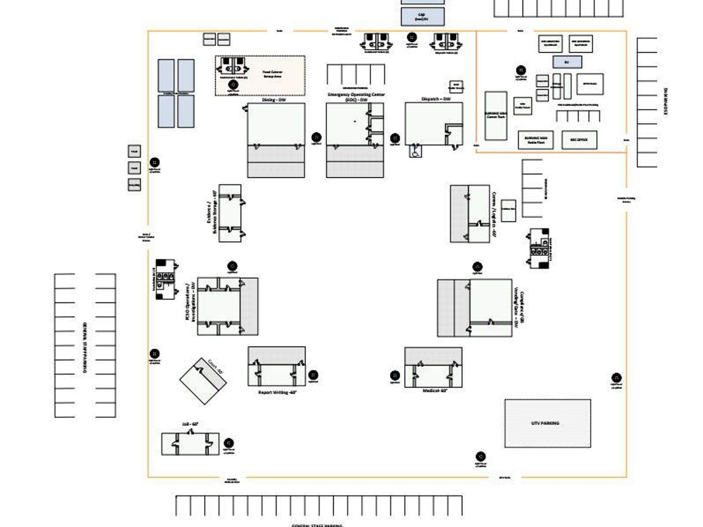 HQ layout