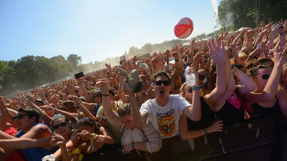 The complete 2015 Firefly Music Festival schedule was released Friday,