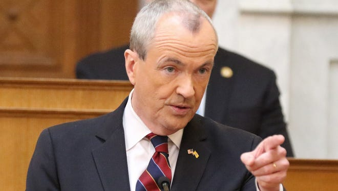 """Gov. Phil Murphy has said he backs legalization on """"social justice"""" grounds, specifically over concerns that poor people of color suffer disproportionately from cannabis being illegal."""