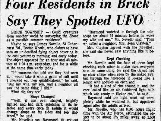 Brick UFO