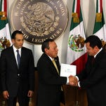 Roberto Rodríguez Hernández, Cónsul General de México en Phoenix.