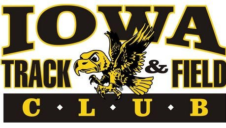 Iowa Track & Field Club logo