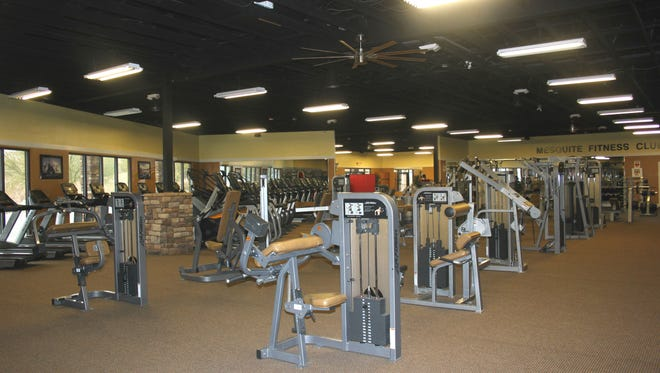 Mesquite Fitness opens on Saturday.