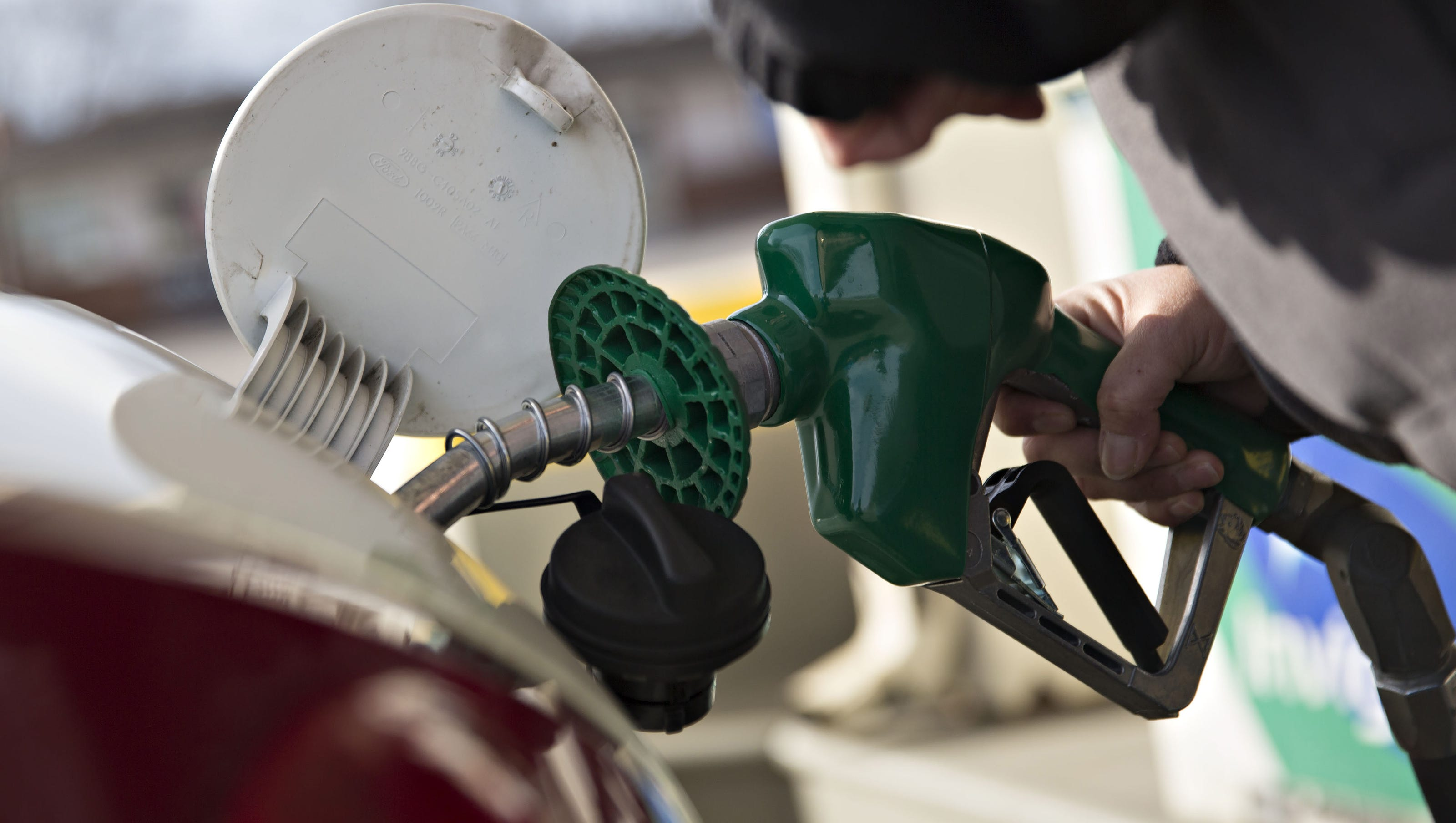 Gas prices on the rise going into Labor Day