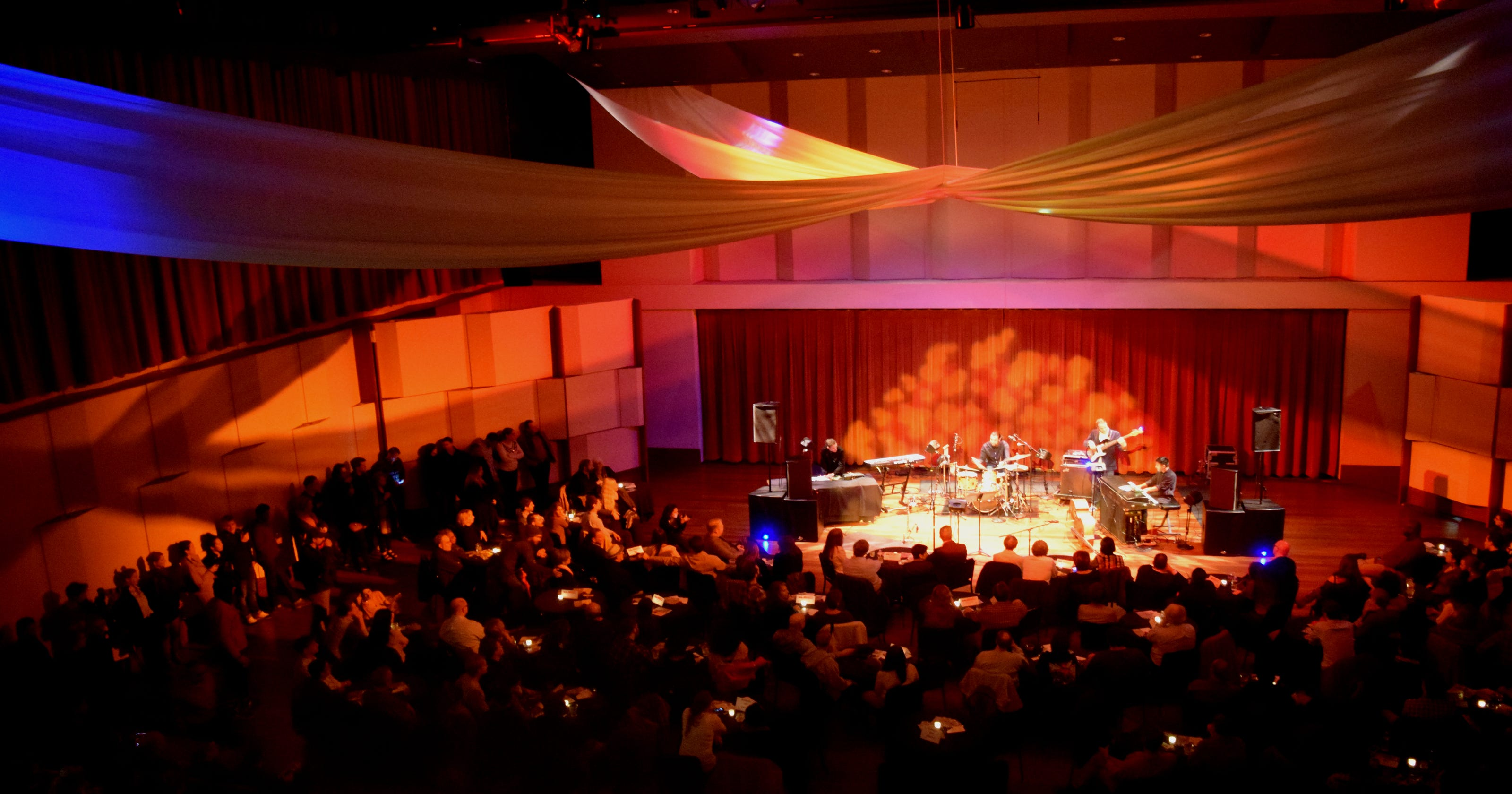 With 35 Million Gift Dso Reboots Recital Hall As The Cube