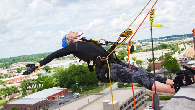 The Over the Edge early sign up party will be Tuesday, at Missouri Spirits from 4-7 p.m.
