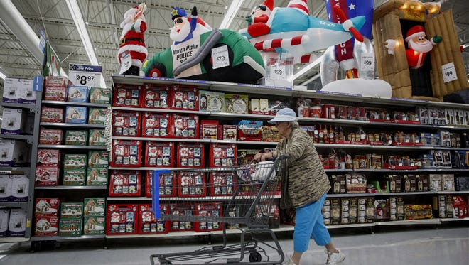 It's easy to go overboard buying gifts for loved ones during the holidays when confronted with sales