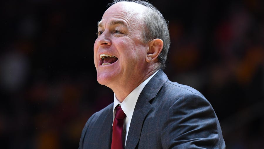 Mississippi State Bulldogs head coach Ben Howland