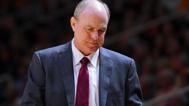 Mississippi State coach Ben Howland looked for his team to practice with energy on Monday.