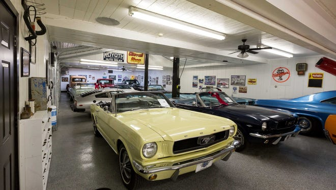 Kuyoth's Klassics, part of the Hub City Stories, goes behind-the-scenes of Troy Kuyoth's collection of restored, American muscle cars, and the work put into making these highly valued classics, better than production quality.