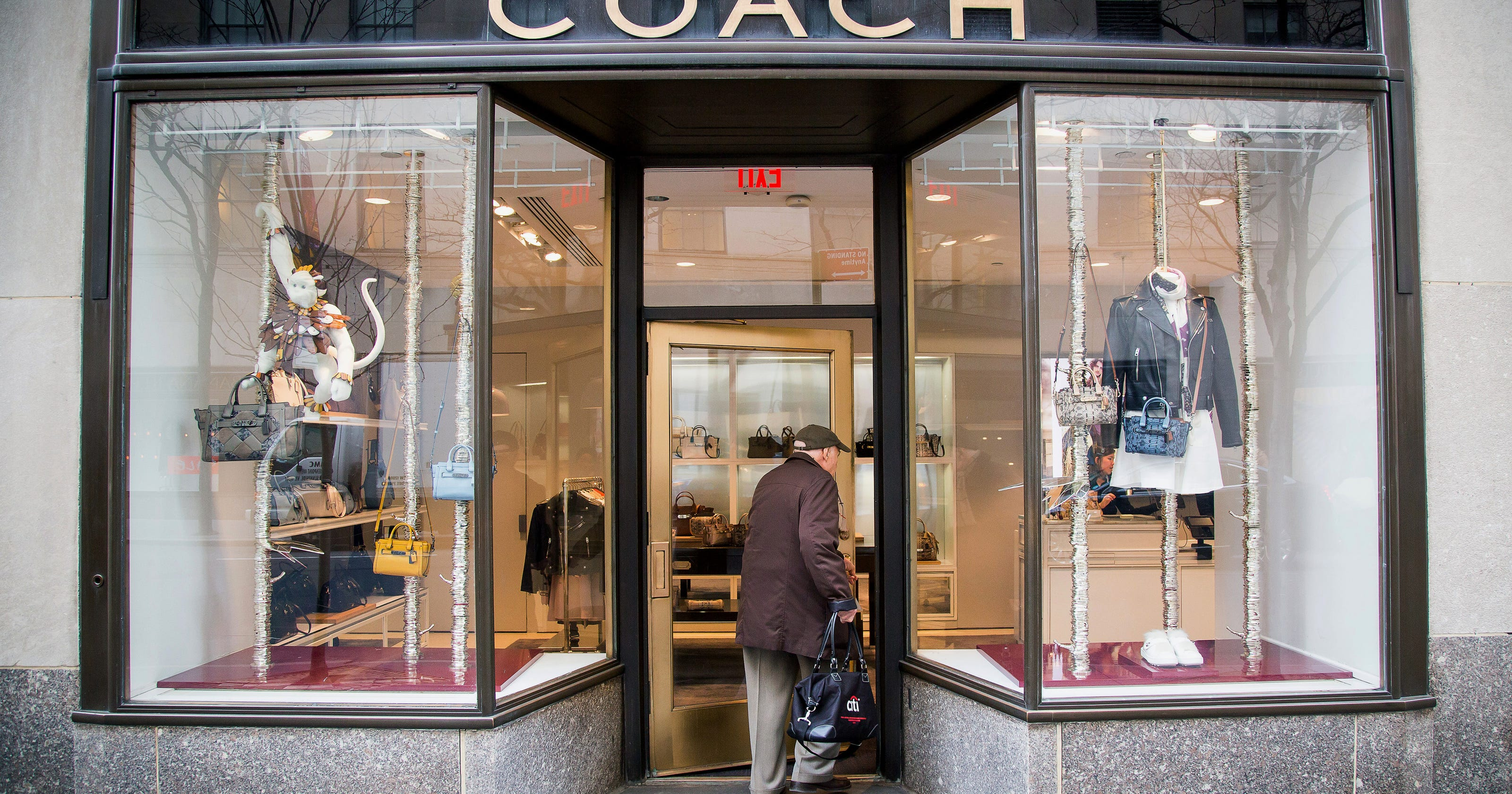 Coach Inc Changes Its Name To Tapestry To Incorporate All Brands