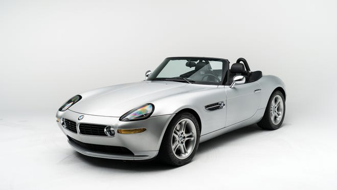 Steve Jobs bought this BMW Z8 new in 2000. It's now selling for triple its original price.