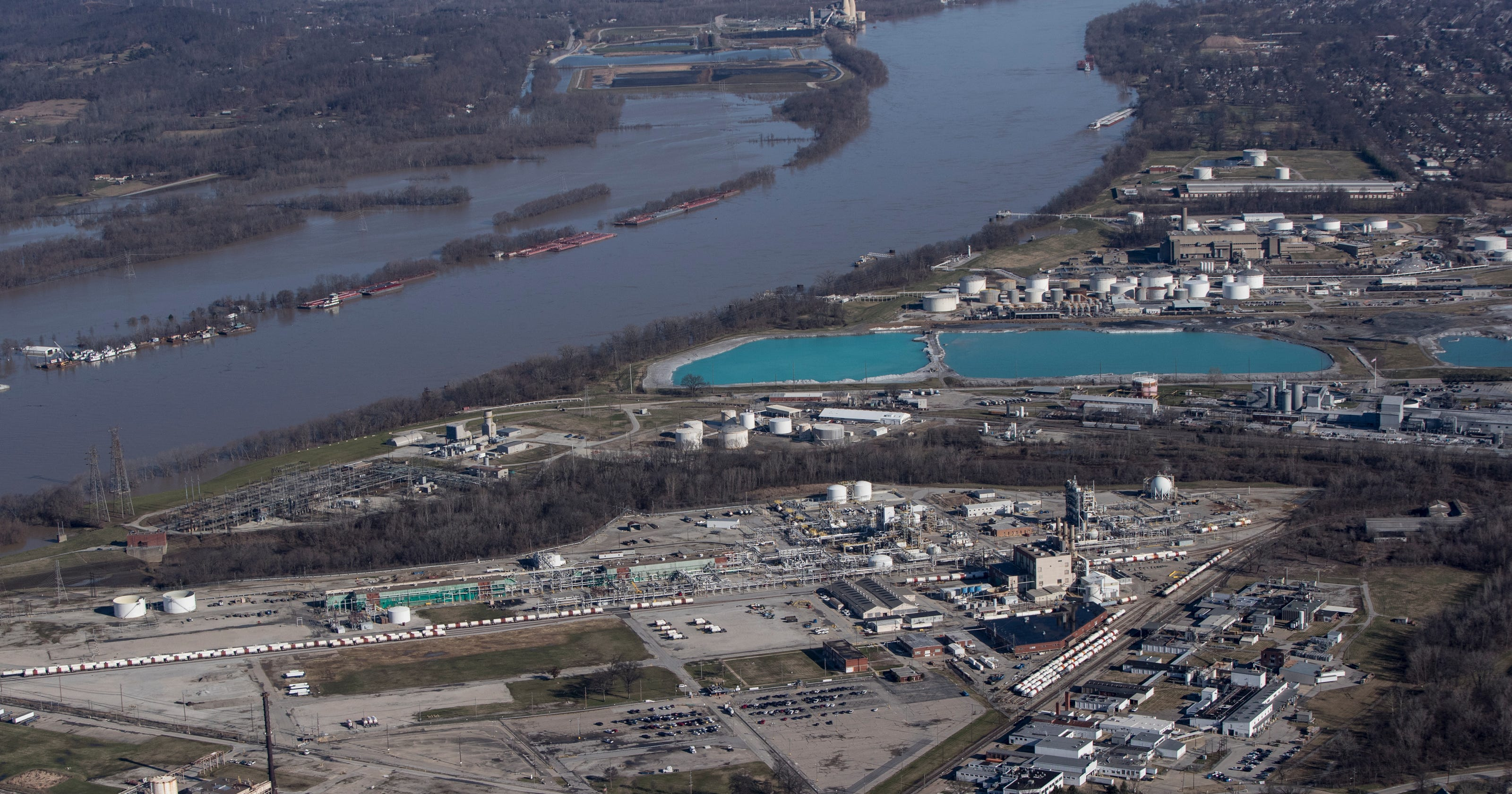 American Synthetic Rubber In Louisville Fined For Toxic Leak