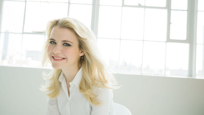 """Elizabeth Smart's new book is called """"Where There's Hope."""" It's out on March 27."""