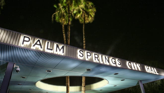 Palm Springs will consider whether it should switch to by-district elections after being threatened with a lawsuit.