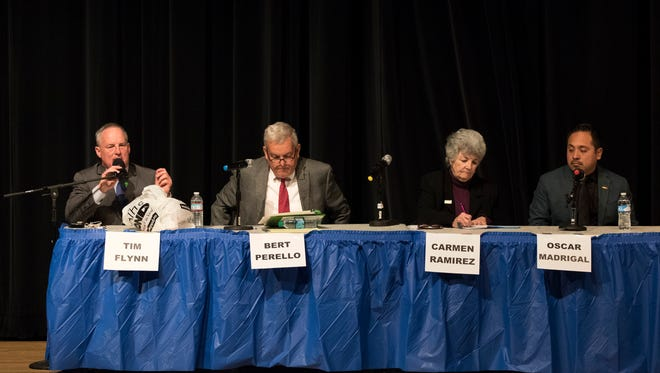 Of the four incumbents who faced being recalled in May, three are running for re-election this November. While utility rates dominated the special election, the issues are more broad for the upcoming race.