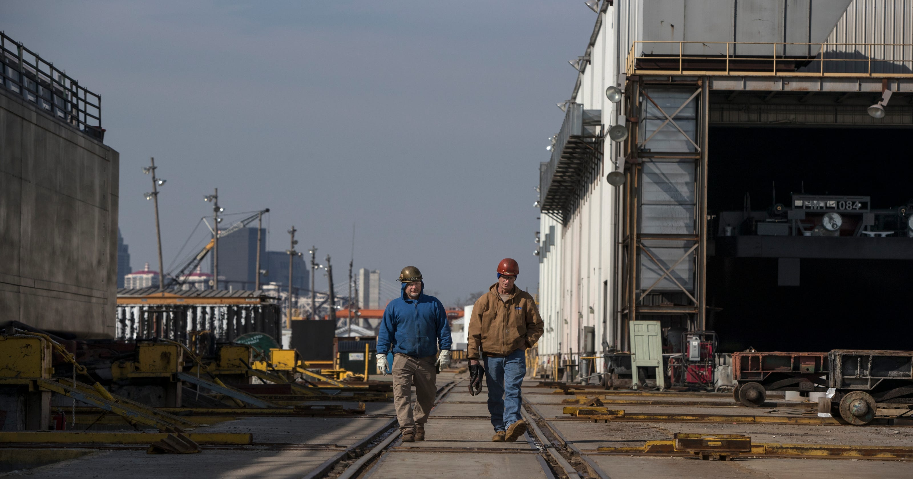 When Jeffboat shipyard closes in Indiana, workers say
