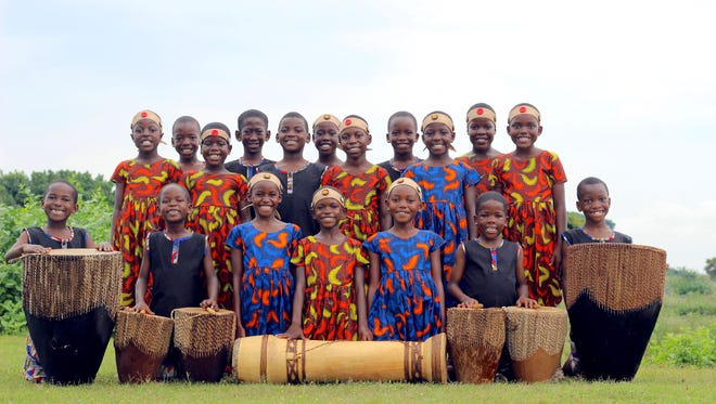 The 48th incarnation of African Children's Choir, set to perform May 20 at Bible Baptist Church, is comprised of 18 members from Uganda.