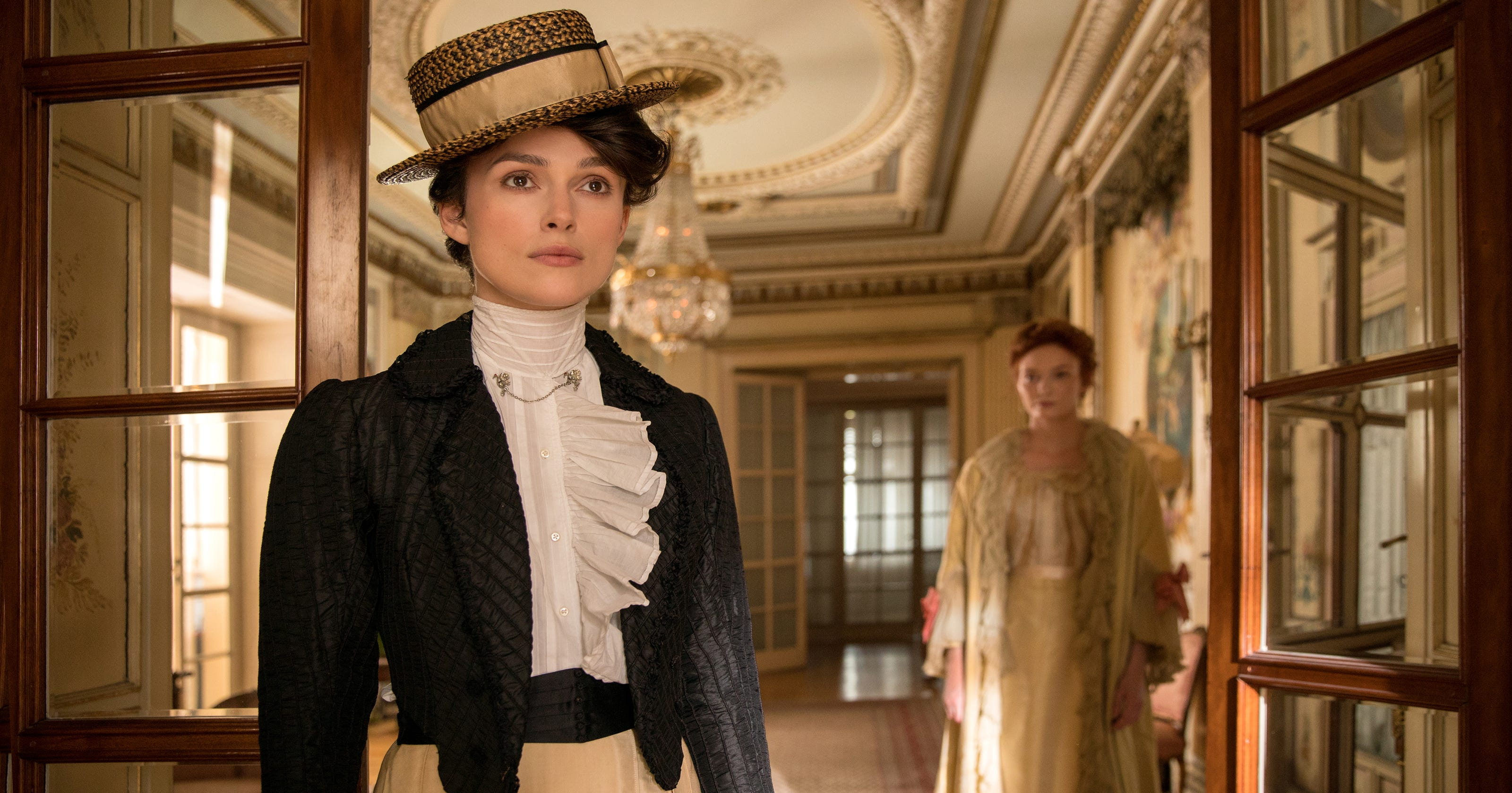 Review Colette Is Witty Drama With Oscar Level Material 12