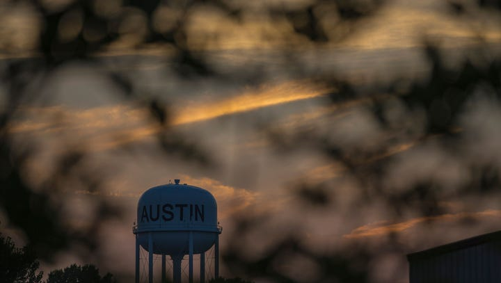 Austin Rising: Explore our coverage of a devastated town that found hope