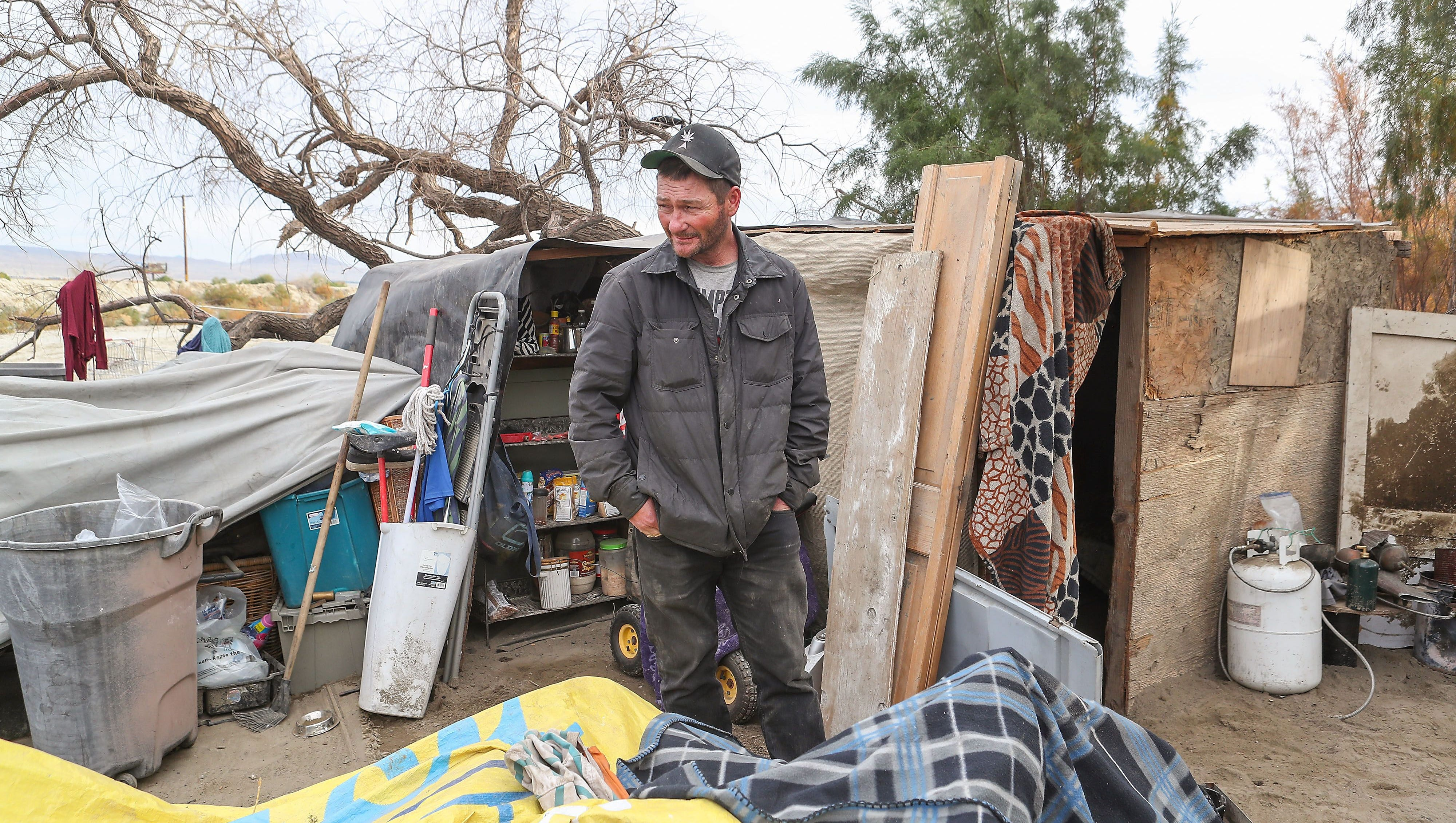 Homelessness in the valley: Watch the stories of a California encampment community displaced