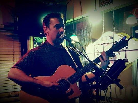 Brian Chojnacki will perform Aug. 6, 2016 at Rookies Sports Pub in Stevens Point.