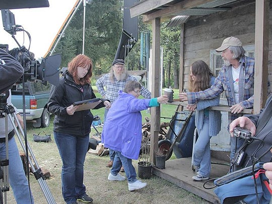 "Chryz behind the scenes: The making of ""Chryzinium"" east of Stayton"