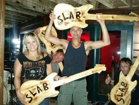 Slab will perform on Feb. 4, 2017 at the Octane Bar