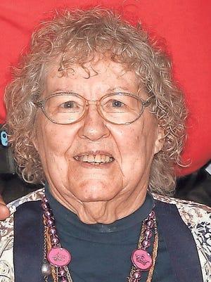 Margaret Gant 95th Birthday