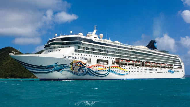The Norwegian Spirit will be based at Port Canaveral from now through April.