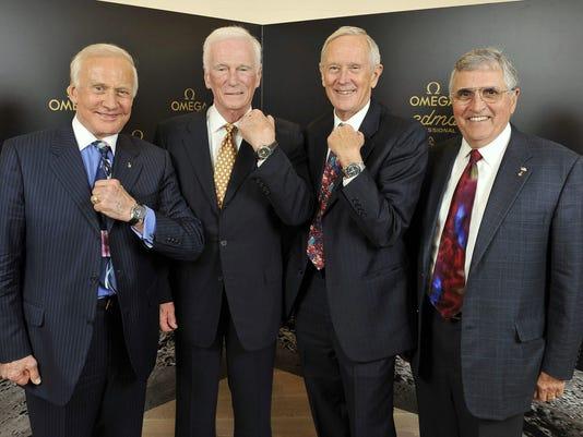 Astronauts Omegas