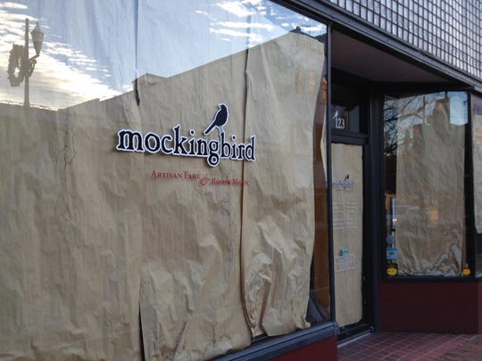 The downtown Staunton space that housed Mockingbird still sits empty, but may be seeing new owners soon.