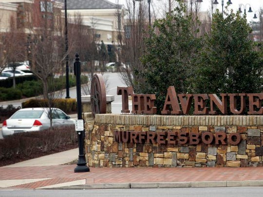 The Avenue Murfreesboro is home to dozens of retailers, including Best Buy, Ulta, Dick's Sporting Goods, Old Navy and Belk.