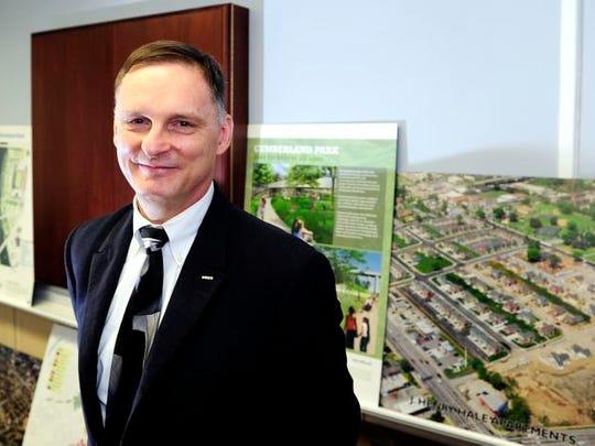 Jim Harbison, MDHA executive director
