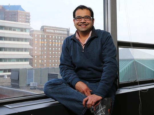 Tej Dhawan sought Techstars' guidance when he was launching the Global Insurance Accelerator in Des Moines in 2012.