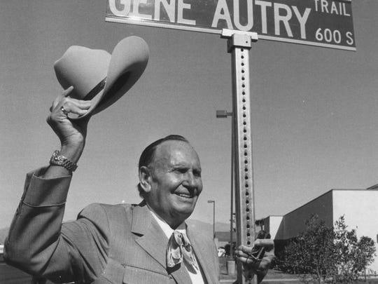 Gene Autry.