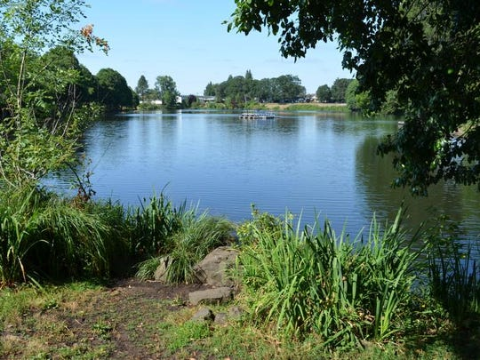 Waverly Lake is an urban gem in the heart of downtown Albany. The park features a trail all the way around the shoreline, barbecues, picnic tables, paddle boats and good fishing.