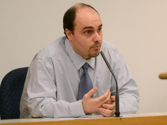 William Cormier, who is accused of killing a former PNJ reporter for his collection of Magic: The Gathering game cards, takes the stand in his own defense on Wednesday afternoon.