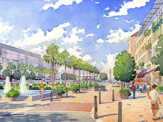 Rendering of CenterPlace