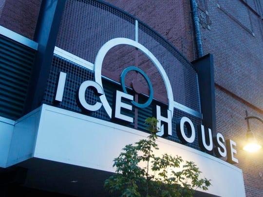 Ice House on East Main Street. Oct. 29, 2013