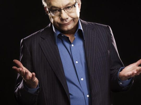 Lewis Black said he is not that hard to meet since