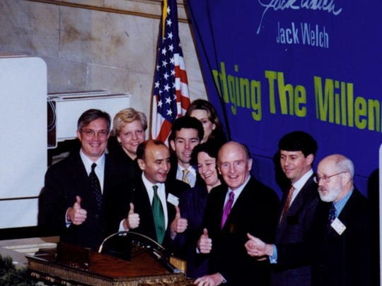 At the end of the 20th century, the NYSE brought in global icons to ring in the first trading day of the new millennium, including legendary General Electric CEO Jack Welch.