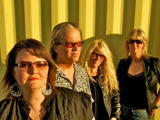 Soul What!? will play George's Corner Restaurant in St. George on New Year's Eve.