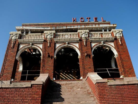 Shreveport's historic downtown Arlington Hotel is being turned into a site for venues with Every Man a King Distilling.