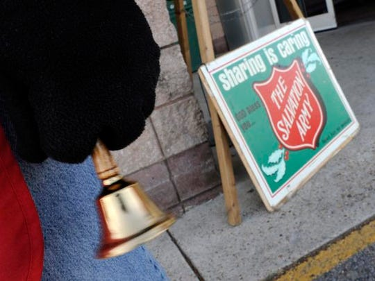 The Port Clinton office of the Salvation Army is in need of bellringers for Christmas in July.