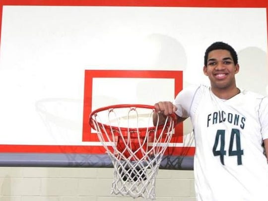 Karl-Anthony Towns dominated at St. Joseph High School, especially in the postseason.